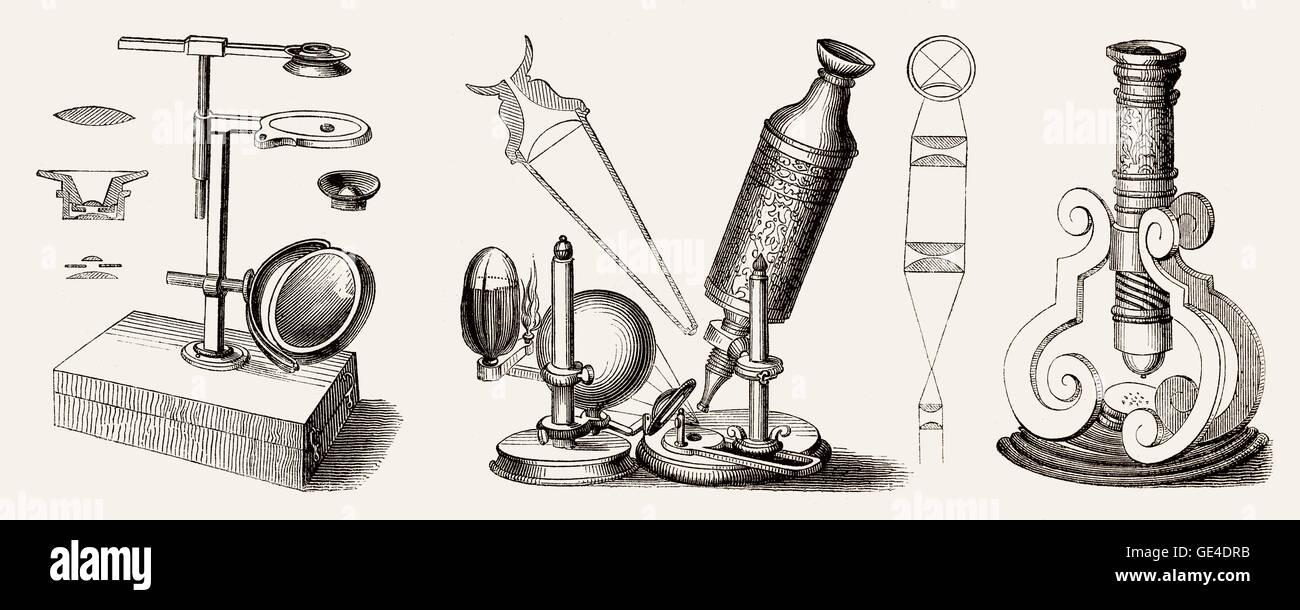 robert hooke inventions