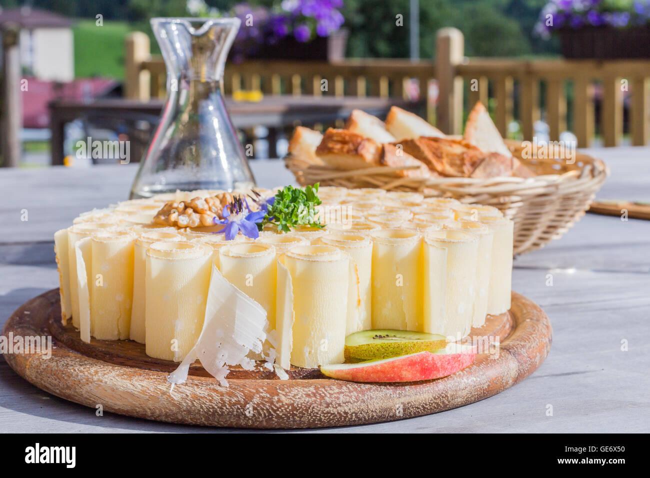 Etivaz cheese Etivaz Swiss cheese appetizer bread cheese cheese plate on a table cheese platter served with bread cheese roll ea & Etivaz cheese Etivaz Swiss cheese appetizer bread cheese cheese ...