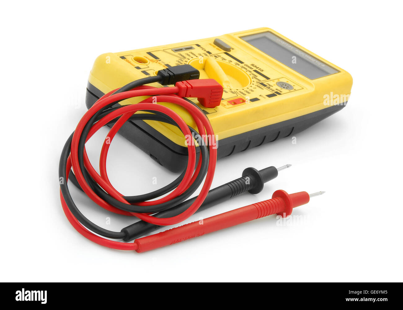 multimeter - Stock Image