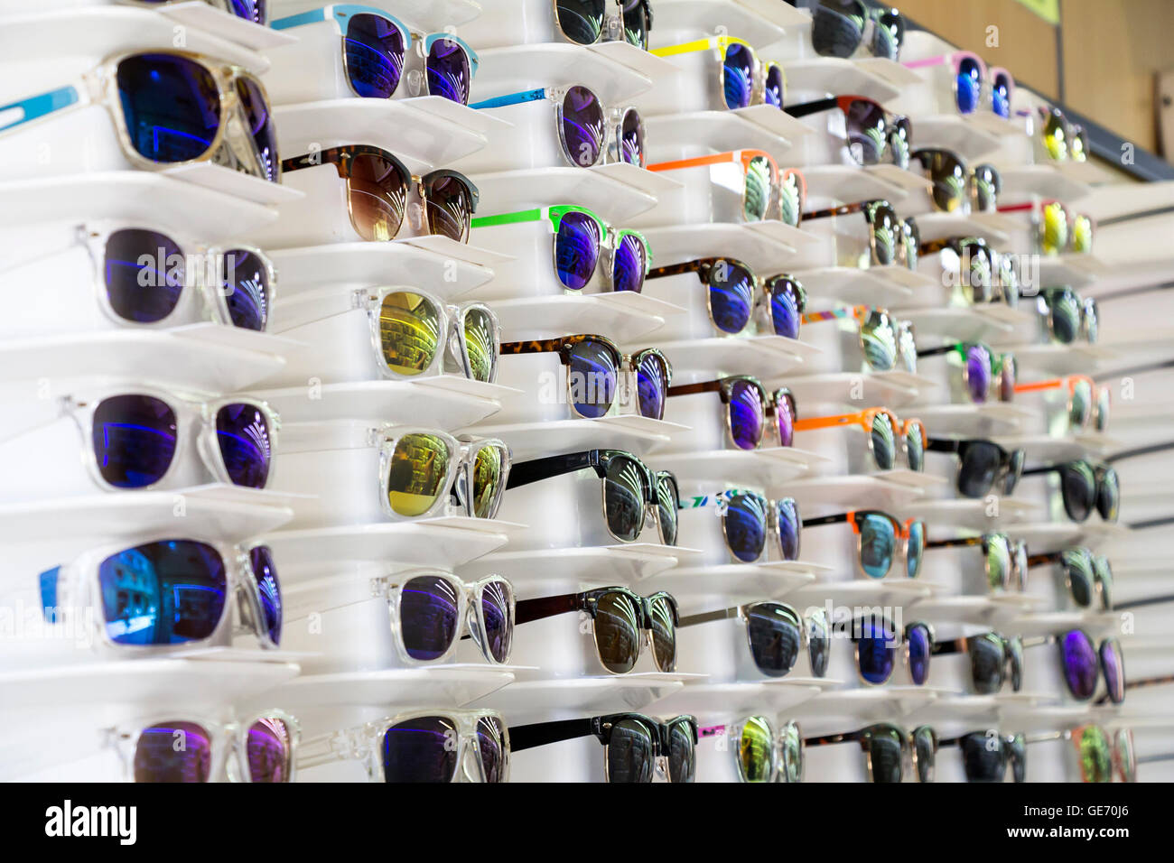 Sunglasses on Sale in the Free Market
