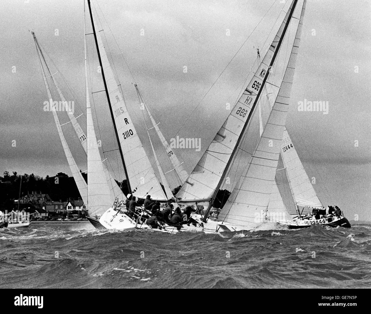 Admirals Cup 1979