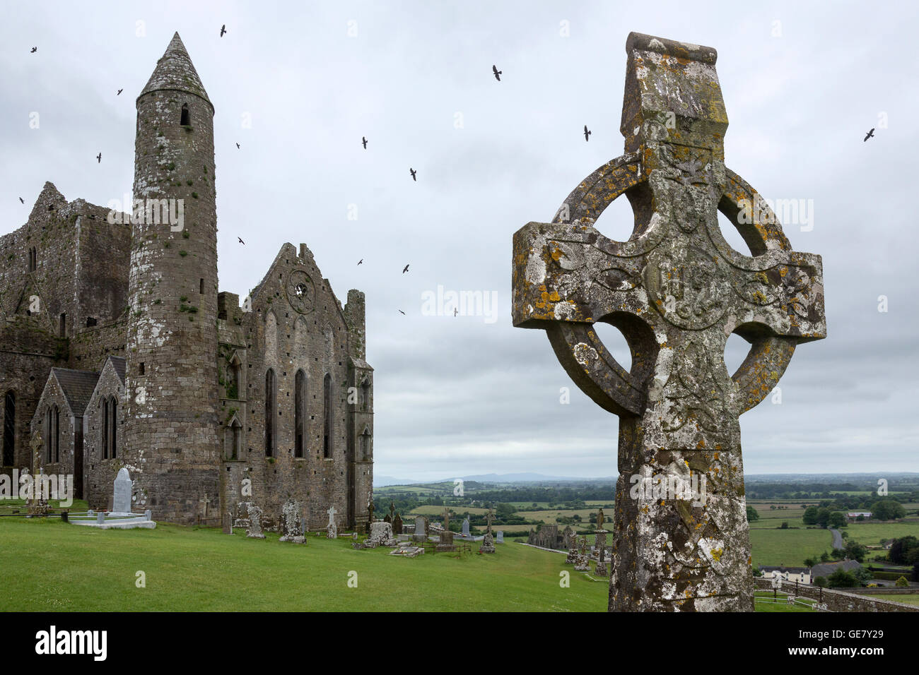 Cahers or Cashels - History of West Cork - Library Ireland