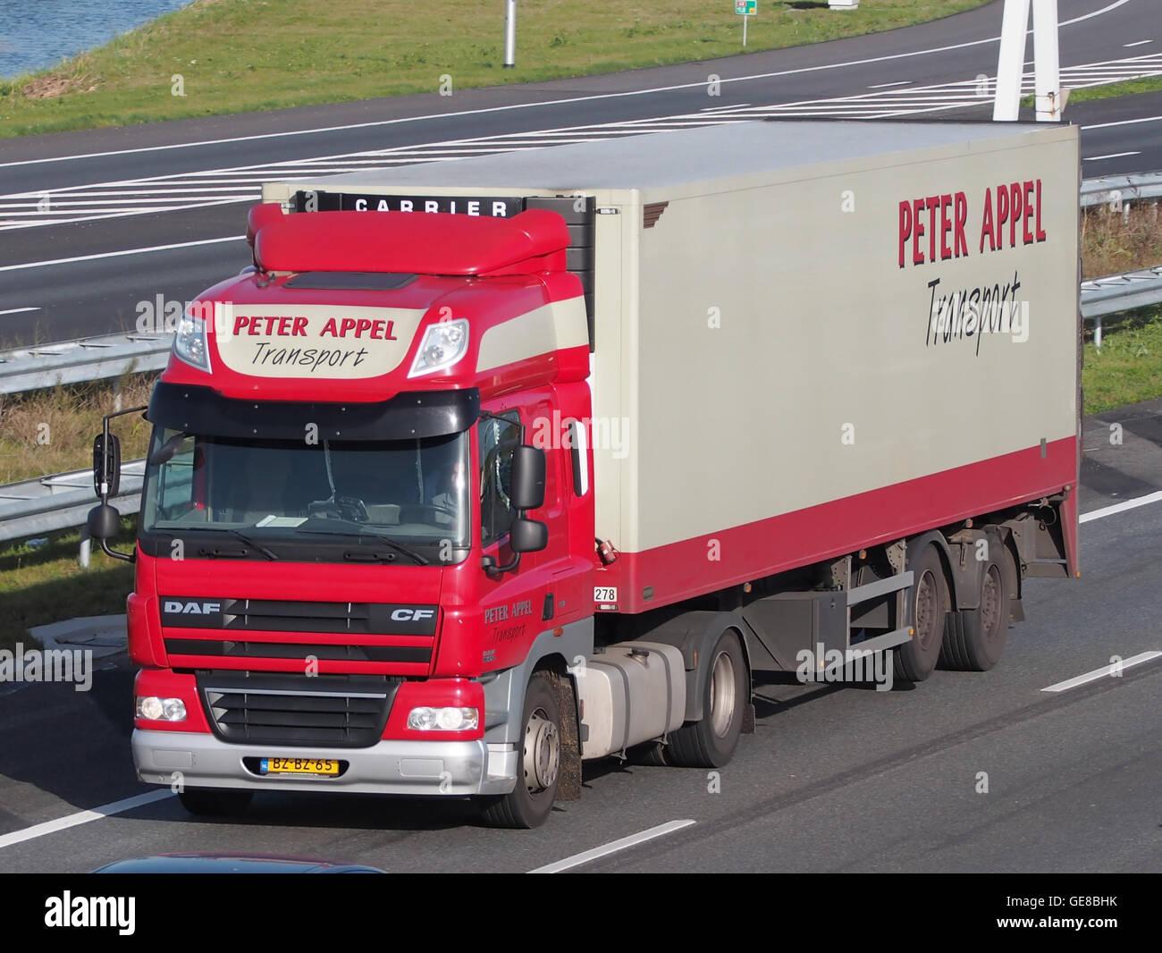DAF CF, Peter Appel Transport