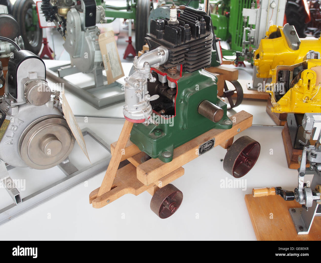Villiers Engine Stock Photos & Villiers Engine Stock Images - Alamy