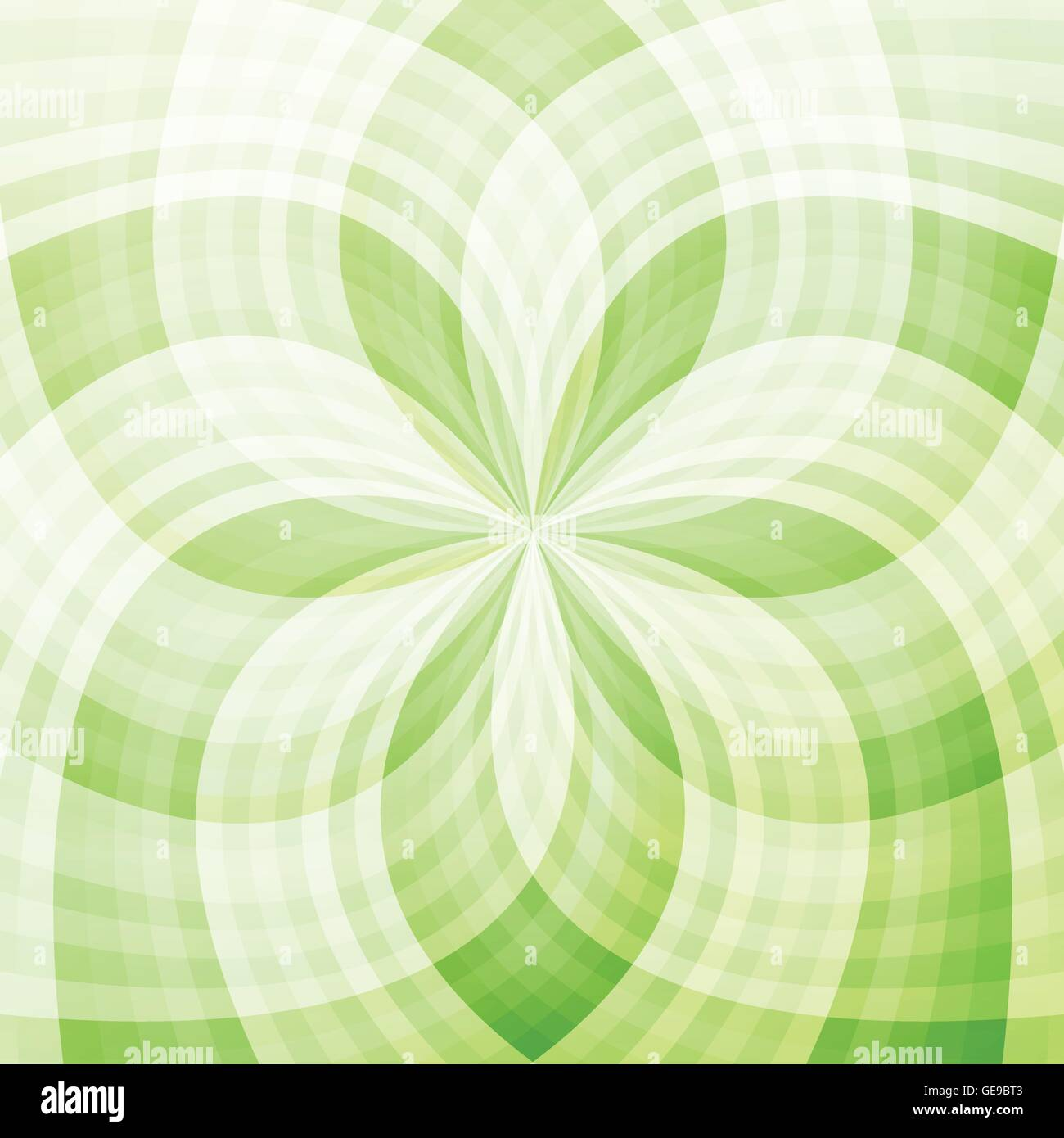 Green Abstract Background Light Transparent Concept Stock