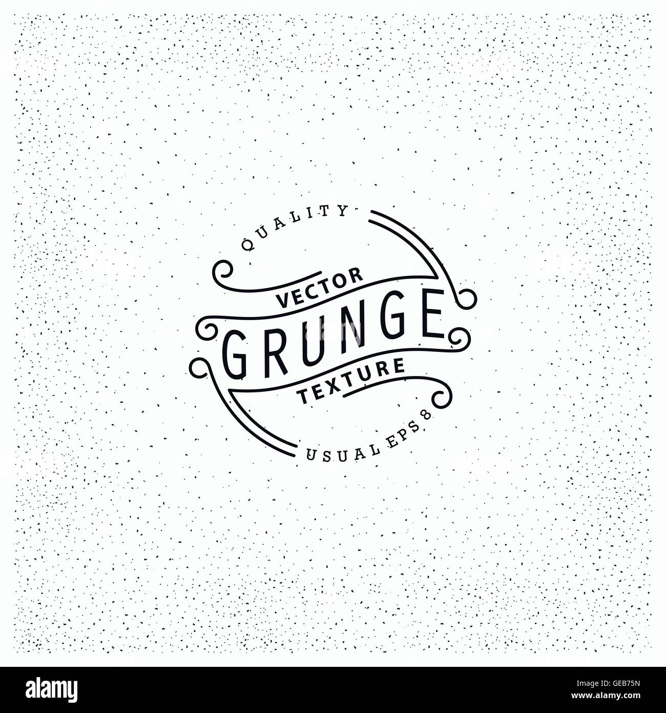 Grunge texture - Stock Image