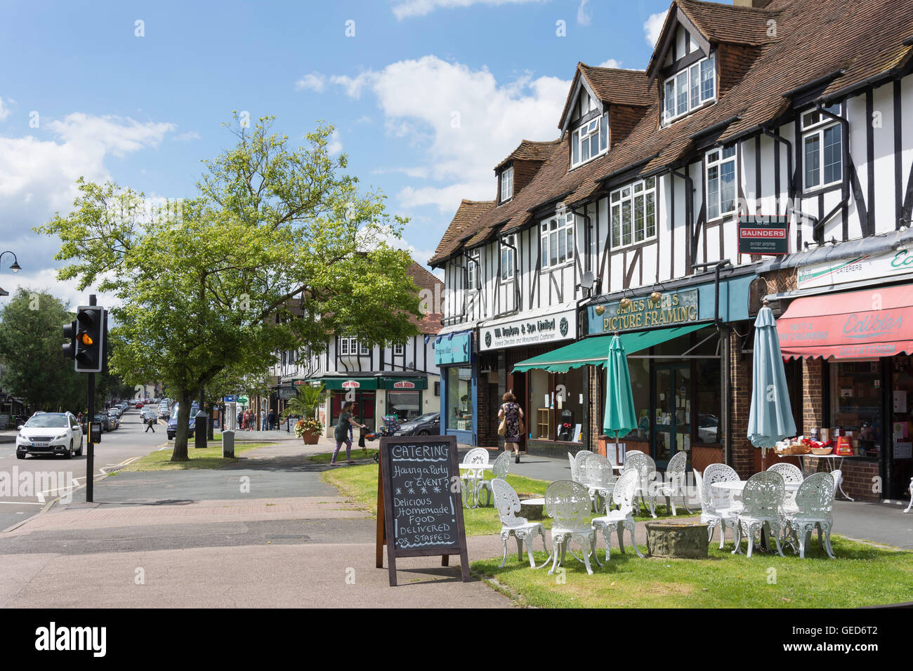 Banstead surrey united kingdom