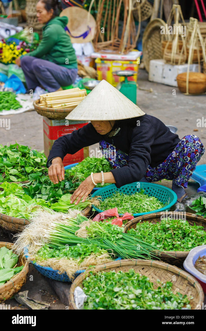 95f9f03eef3 Trade Trader Traditional Tropical Vegetable Vietnam Vietnamese ...