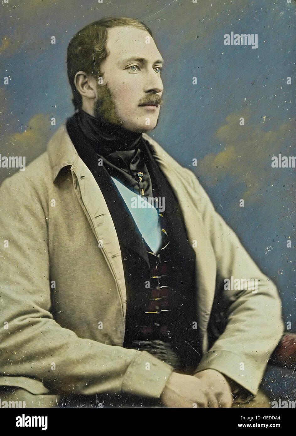 William Edward Kilburn - Prince Albert (1819-61) - Stock Image