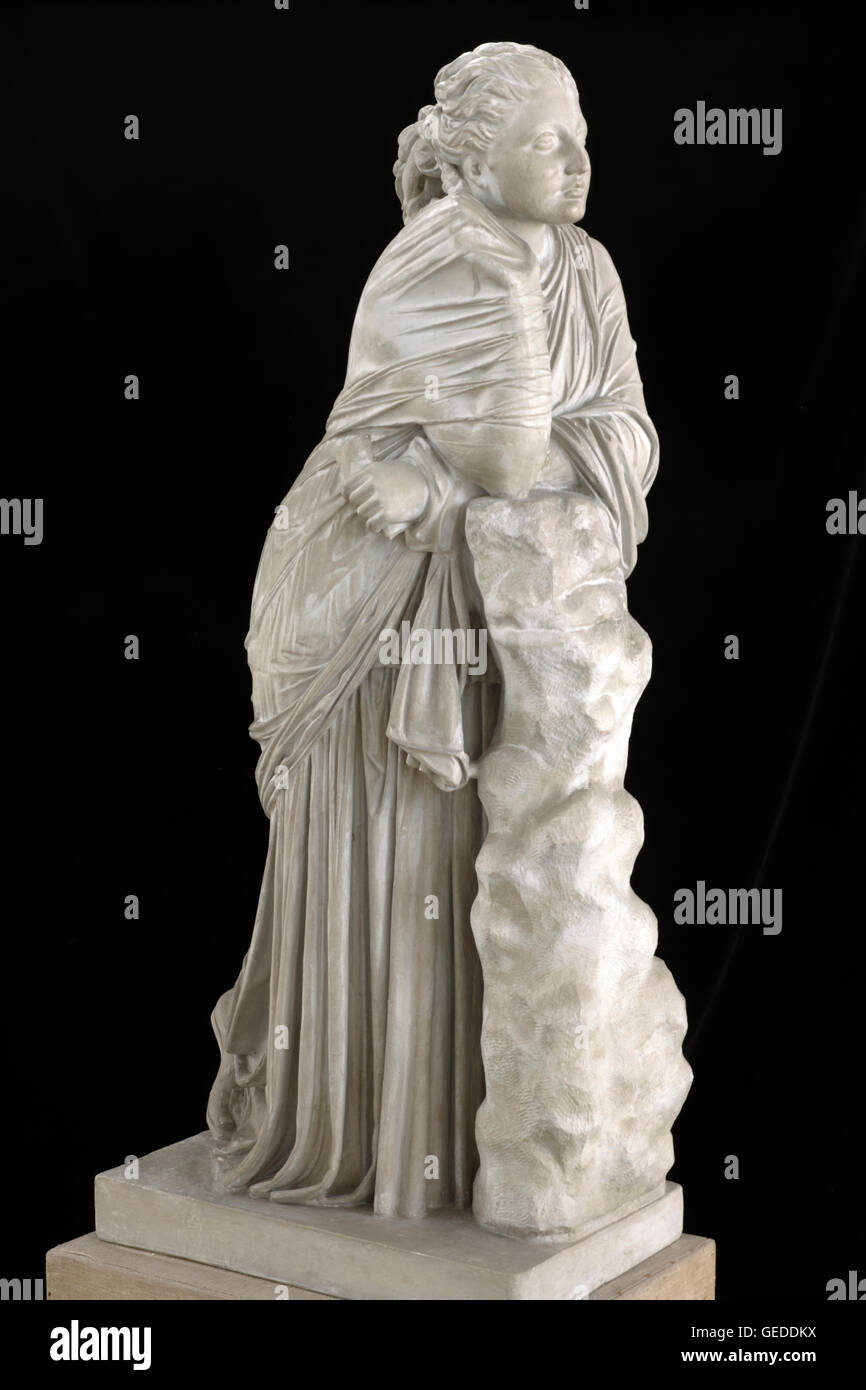 Muse of Polyhymnia: description and photo 7