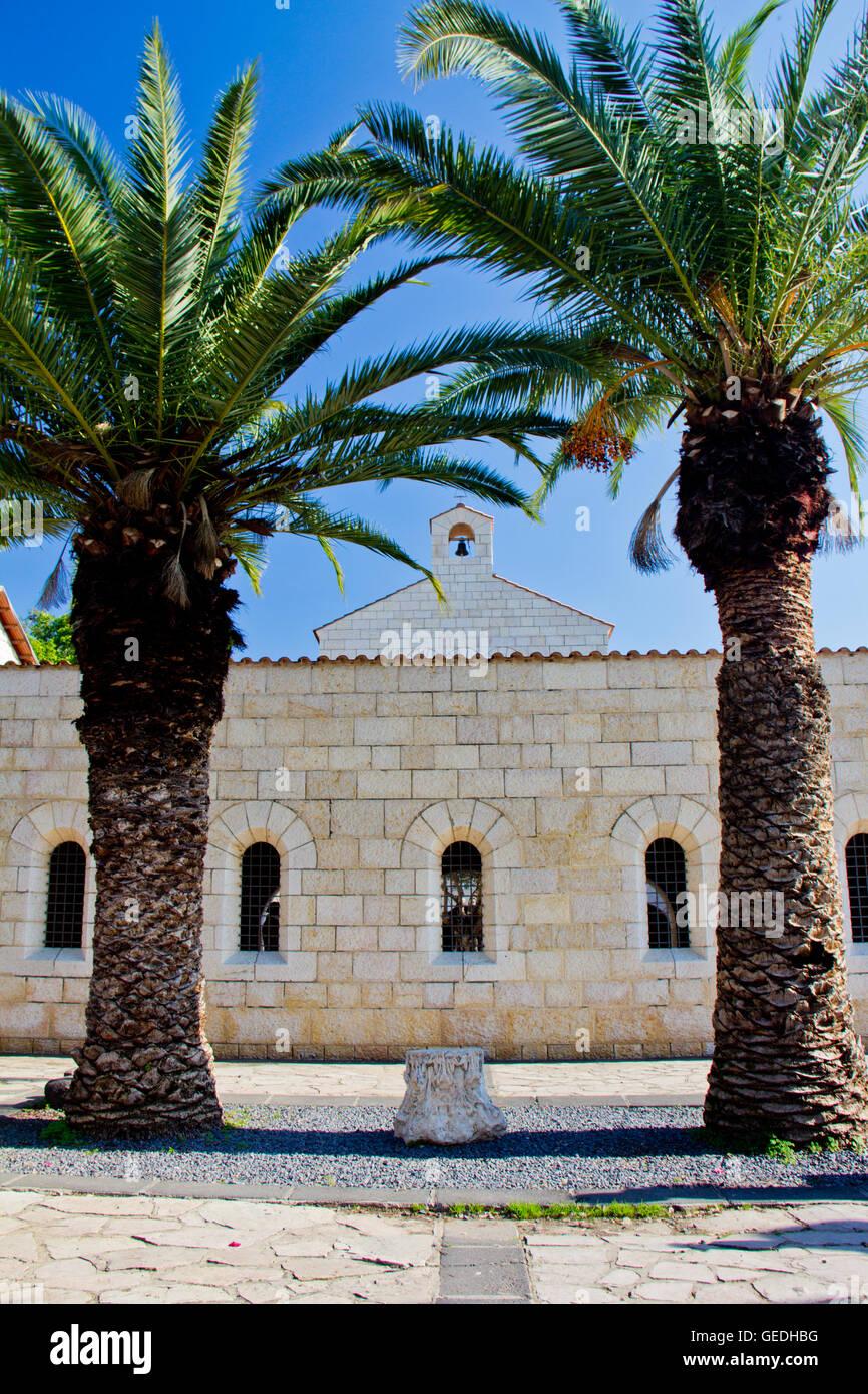 Jericho West Bank - Stock Image