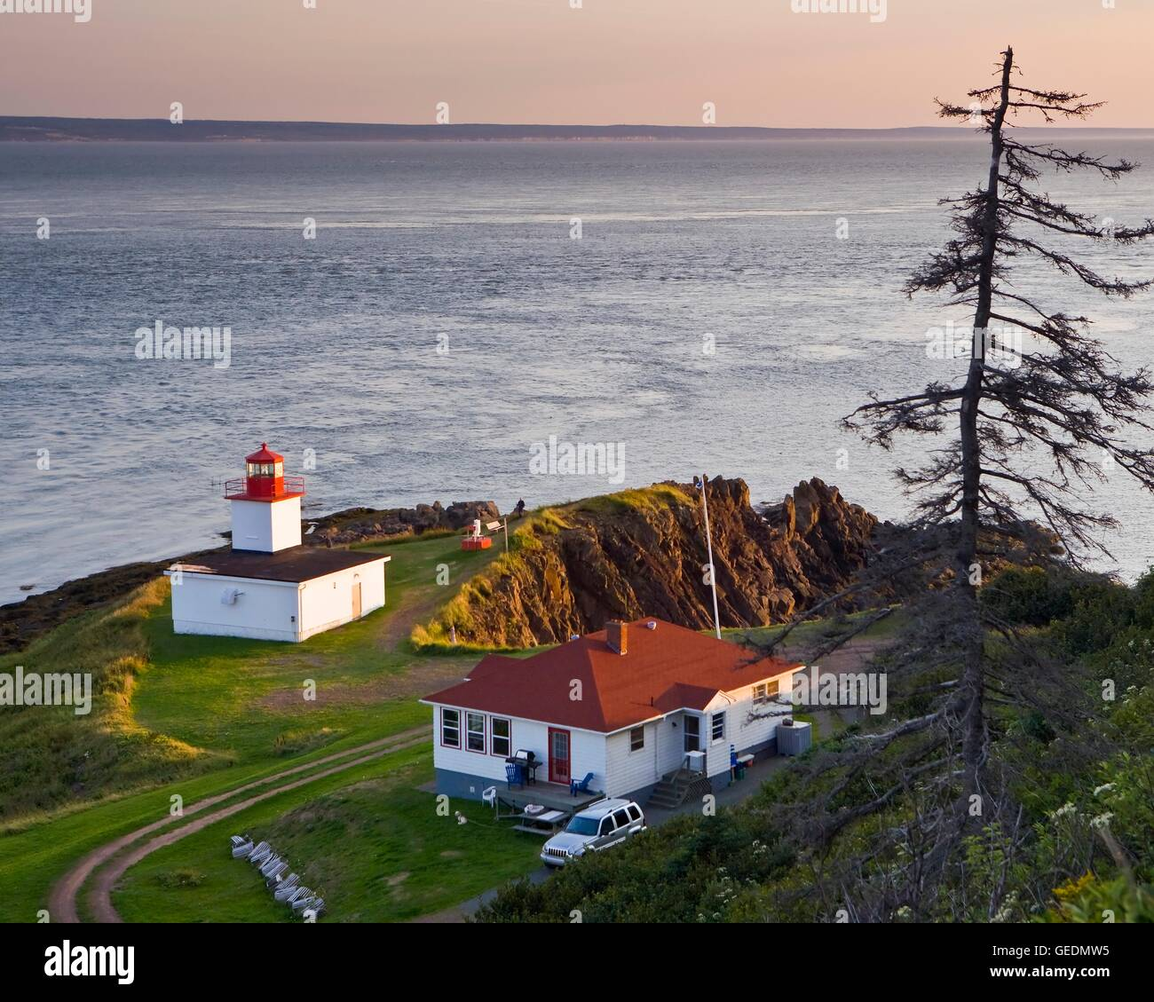 Travel Geography: Chignecto Bay Stock Photos & Chignecto Bay Stock Images