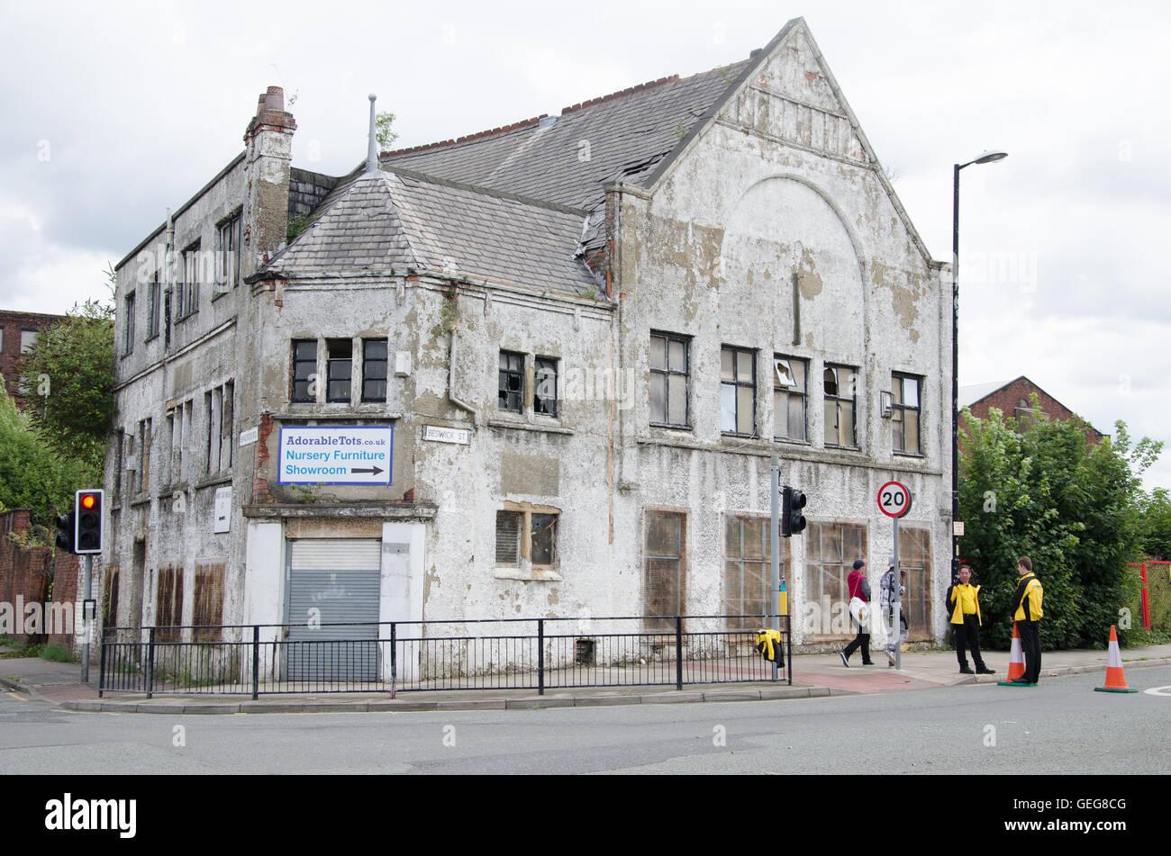 Manchester,UK - Stock Image