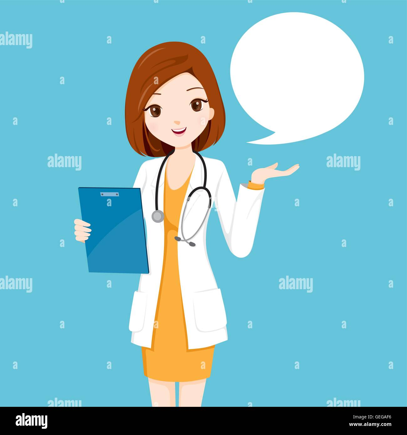 Doctora animada