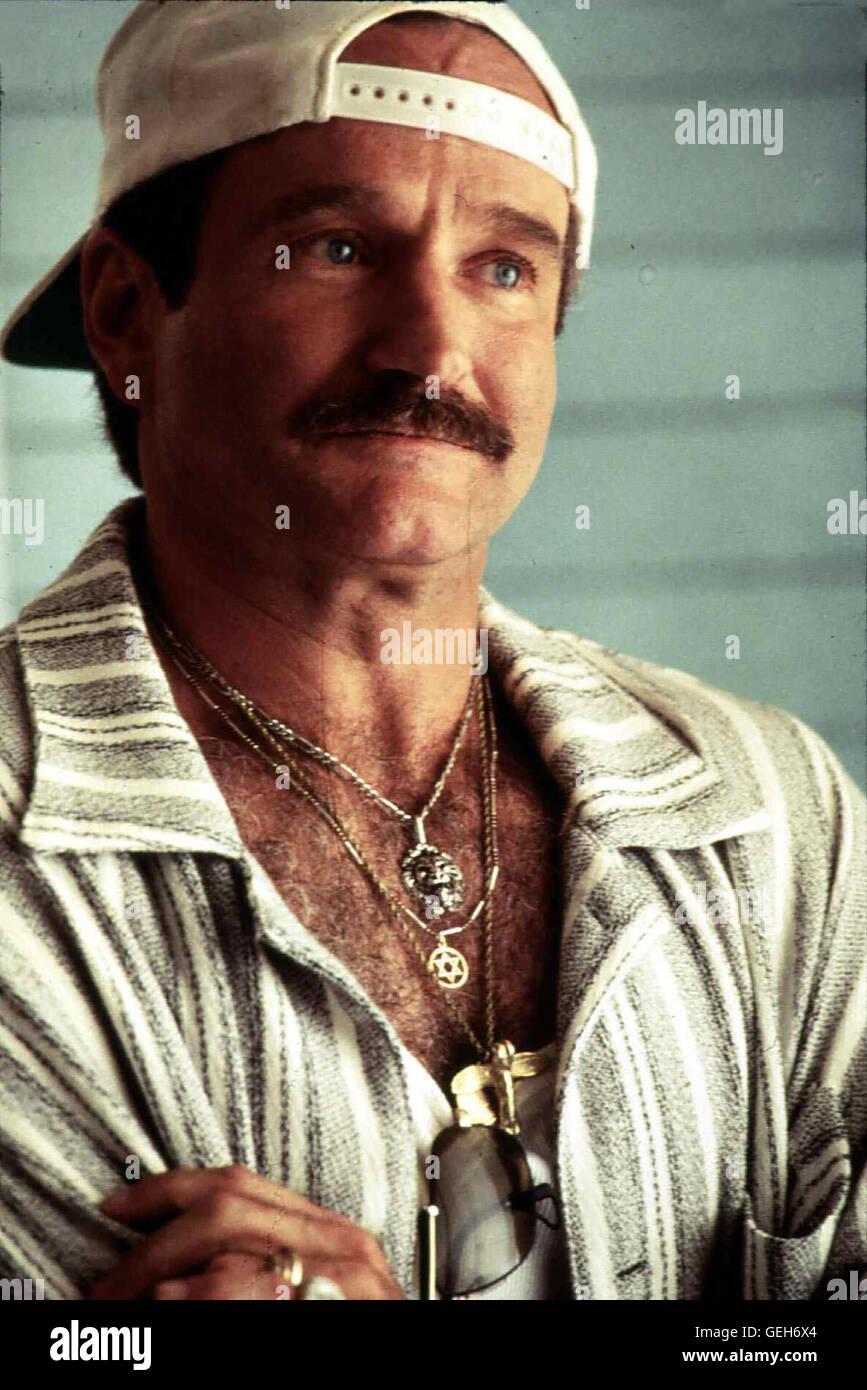 Robin Williams   Armand (Robin Williams) ist Besitzer eines Transvestiten Nachtclubs. *** Local Caption *** 1996, - Stock Image