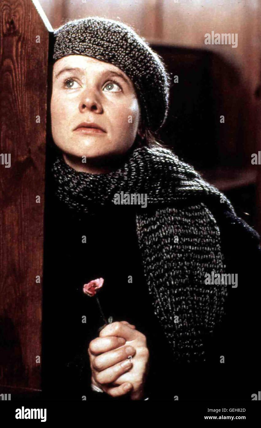 Emily Watson Bess (Emily Watson) lebt zusammen mit ihrer Familie in einem kleinem Dorf an der schottischen Nordkueste. - Stock Image
