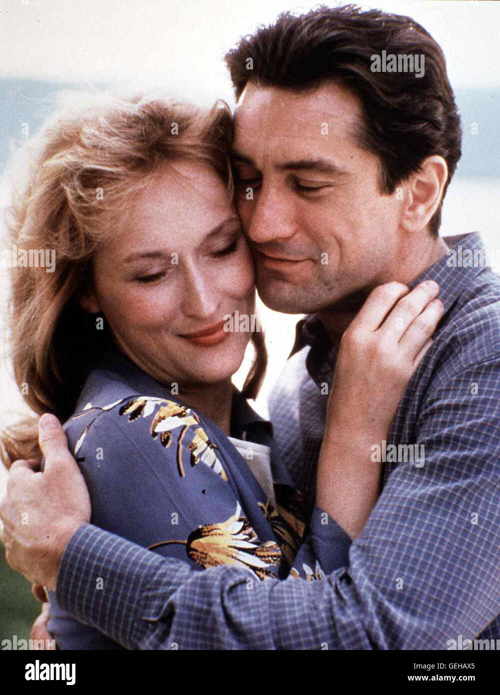 Meryl Streep, Roberto De Niro *** Local Caption *** 1984, Falling In Love, Der Liebe Verfallen - Stock Image
