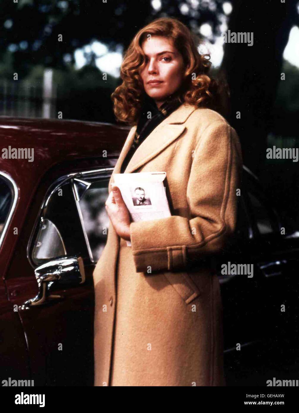 Kelly McGillis Als Emily Crane (Kelly McGillis) sich weigert, vor McCarthy's Ausschuss die Namen liberaler Buergerrechtler - Stock Image