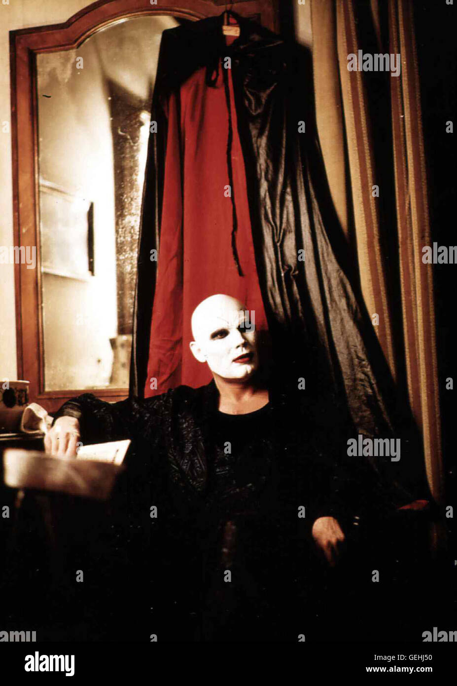 Klaus Maria Brandauer (Hendrik Hoefgen in der Rolle des Mephisto) *** Local Caption *** 1981, 1980er, 1980s, Film, - Stock Image