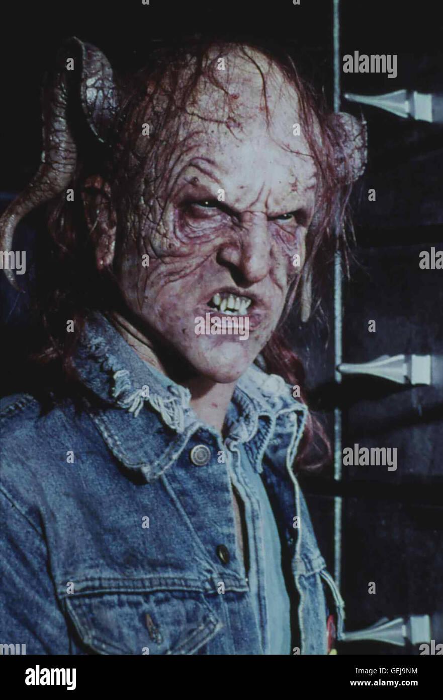Jamey Sheridan Randall Flagg (Jamey Sheridan) vom Killer-Virus entstellt. *** Local Caption *** 1994, Stephen King's - Stock Image