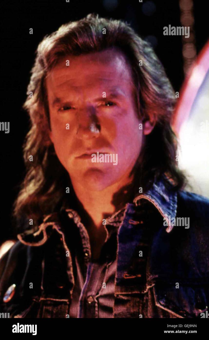 JAMEY SHERIDAN, 1994 Randall Flagg (Jamey Sheridan) *** Local Caption *** 1994, Stephen King's The Stand (1 - Stock Image