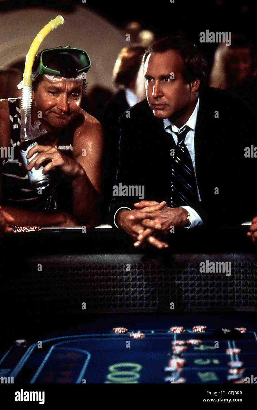 Chevy Chase Randy Quaid Signed Vegas: Chevy Chase Vacation Stock Photos & Chevy Chase Vacation