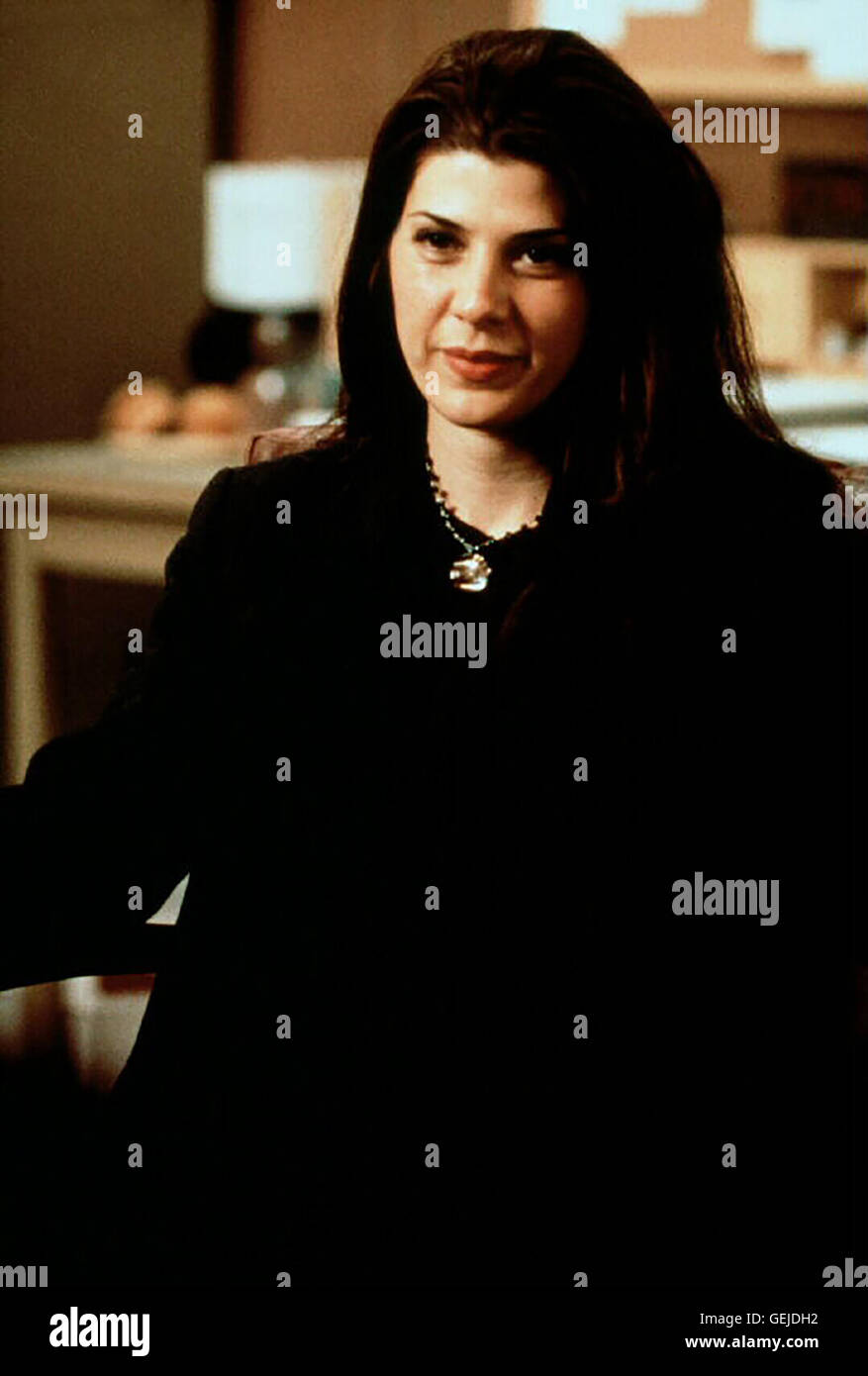 MARISA TOMEI, 2000 *** Local Caption *** 2000, Watcher, The, The Watcher - Stock Image
