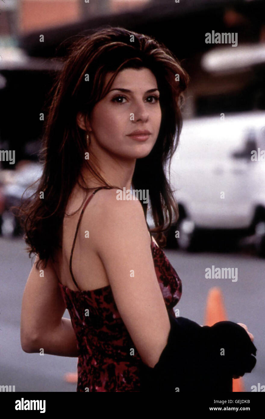 MARISA TOMEI, 2000 Liz (Marisa Tomei) *** Local Caption *** 2000, Someone Like You, Someone Like You - Stock Image