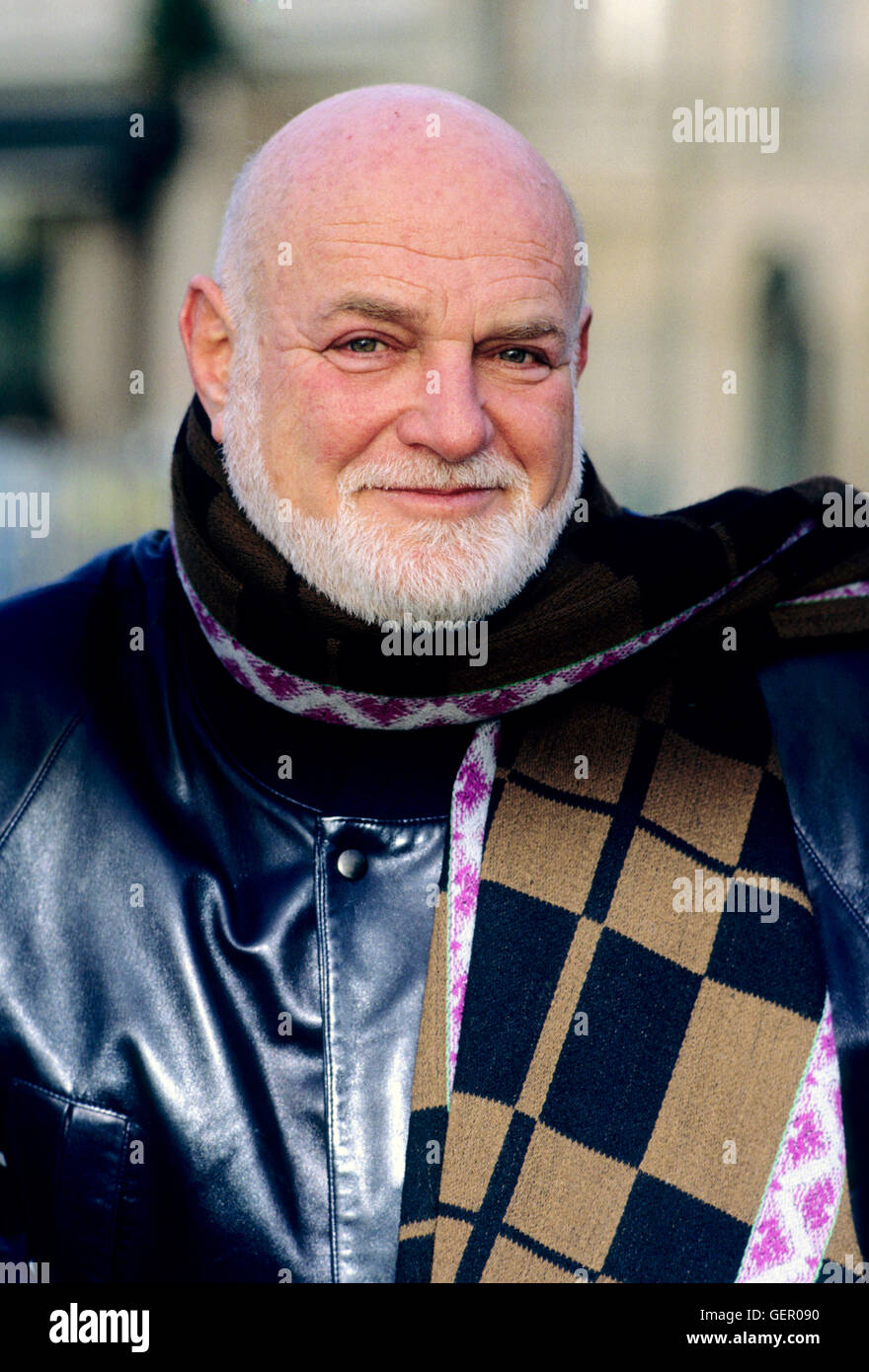 JOHN SCHLESINGER British director for a number of major movies - Stock Image