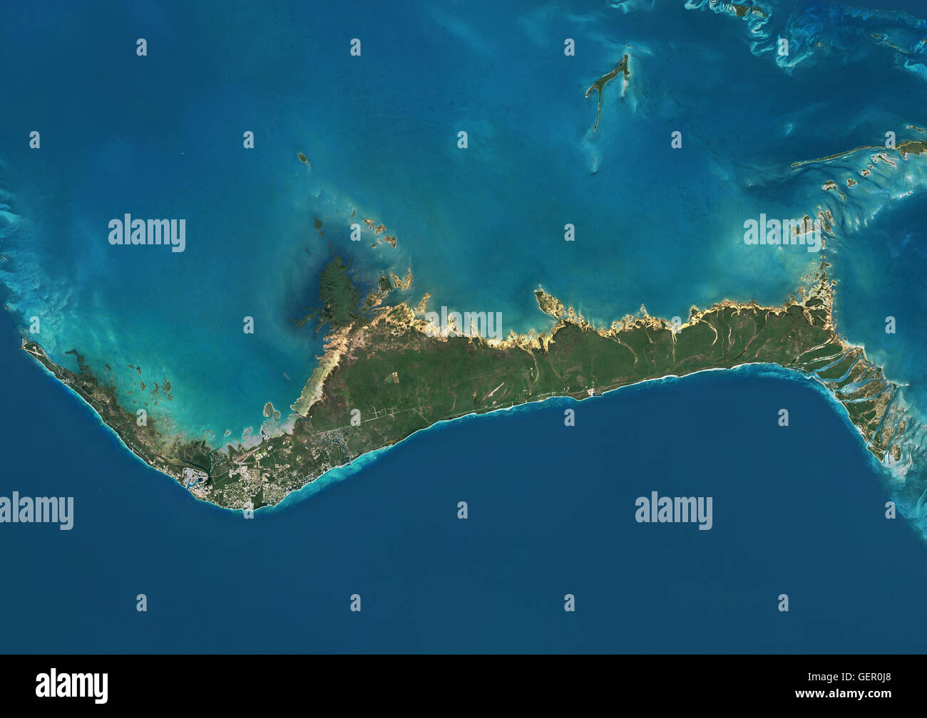 Satellite view of Grand Bahama, Bahamas. This image was ... on map fla bahamas, map of cancun, map of montego bay jamaica, map of barbados, map of delhi india, map of freeport texas, map of buenos aires argentina, map of rio de janeiro brazil, map of barcelona spain, grand lucayan bahamas, map of curacao, map of freeport maine, map of madrid spain, nassau bahamas, map of nassau and freeport, map long island bahamas, map of managua nicaragua, map of san salvador el salvador, map of fort de france martinique, map of freeport trinidad,
