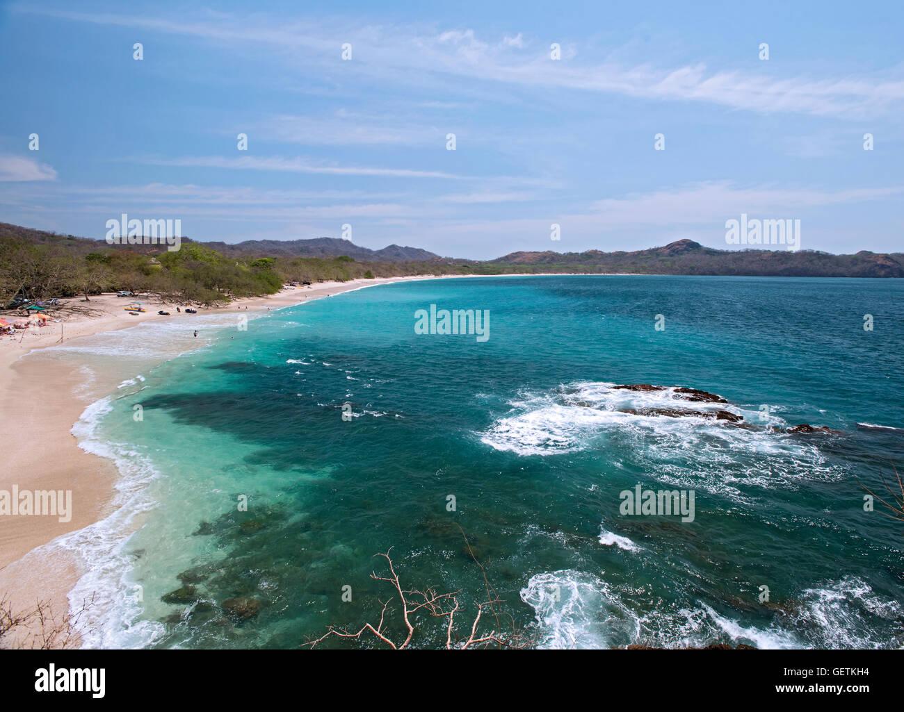 Playa Conchal, Costa Rica - Stock Image