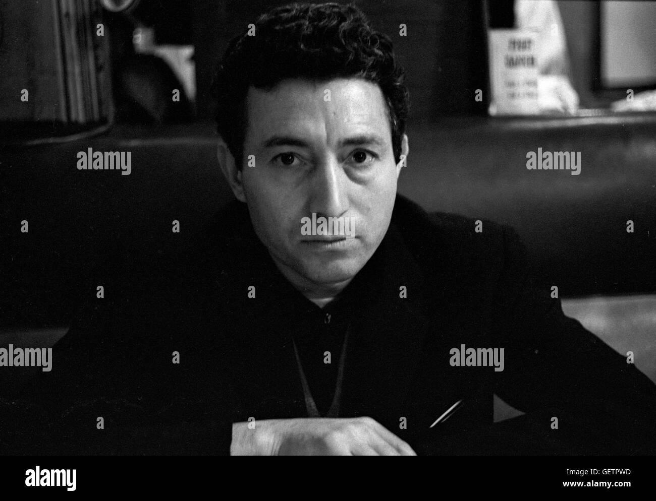 Tony Vaccaro, photographer - Stock Image