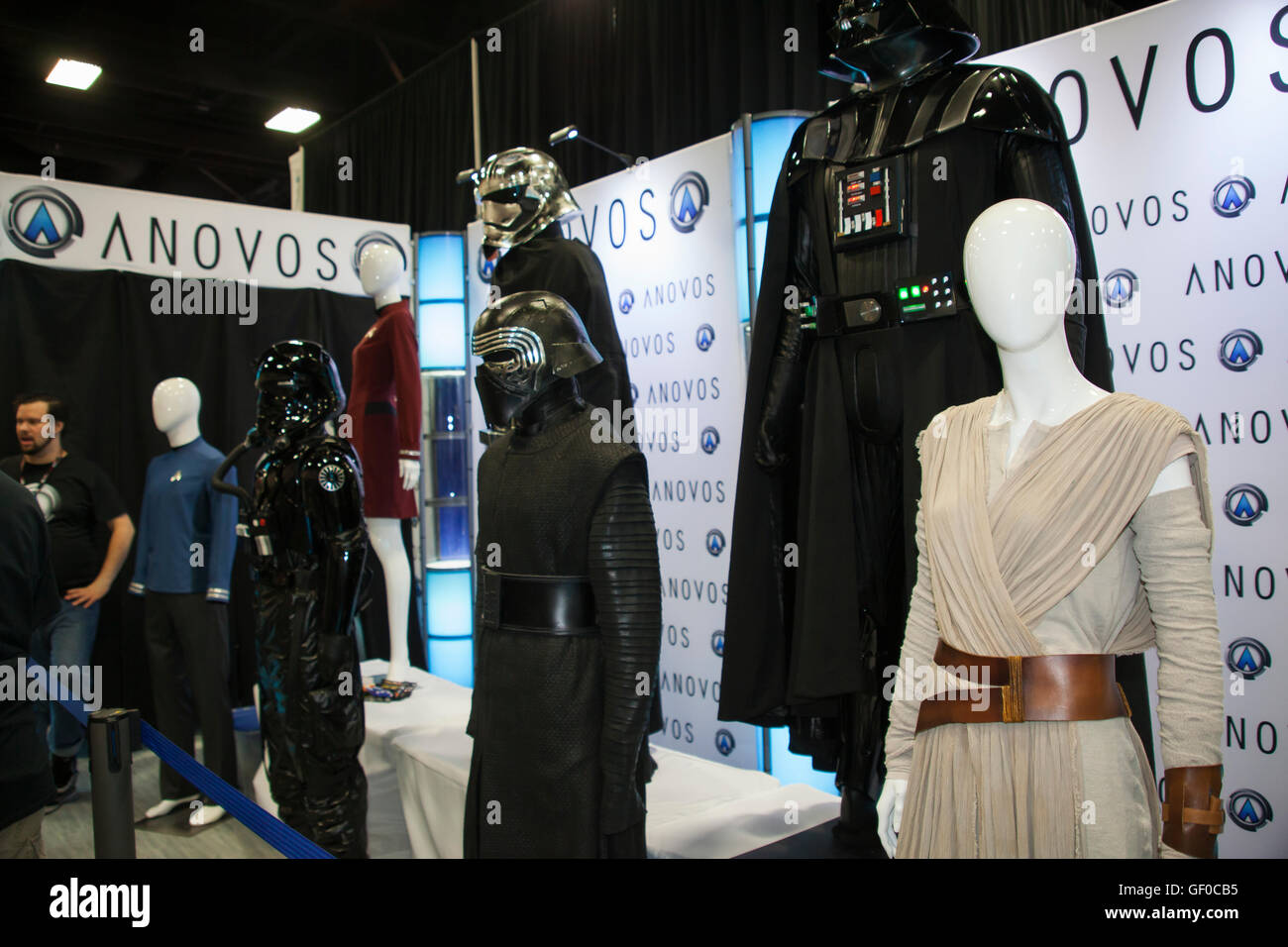 screen accurate costume and prop replicas from star wars films on
