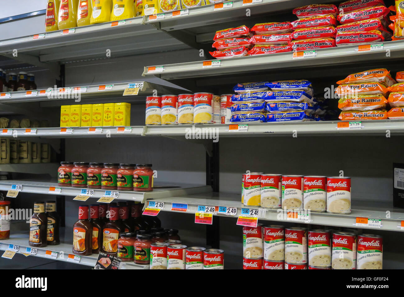 Groovy Empty Grocery Shelves Stock Photos Empty Grocery Shelves Home Remodeling Inspirations Genioncuboardxyz