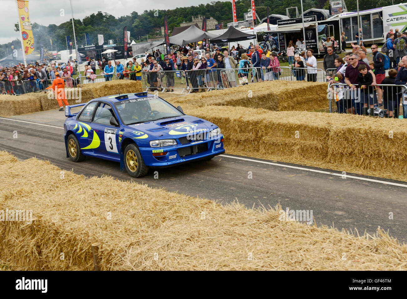 Subaru Rally Car Stock Photos & Subaru Rally Car Stock Images - Alamy