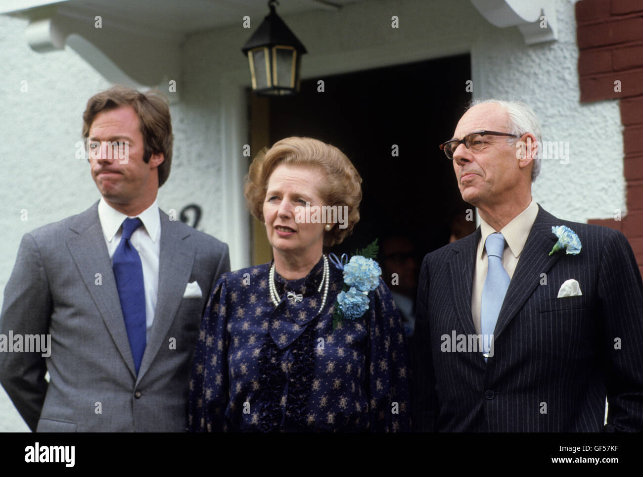 Mark Thatcher High Resolution Stock Photography and Images - Alamy