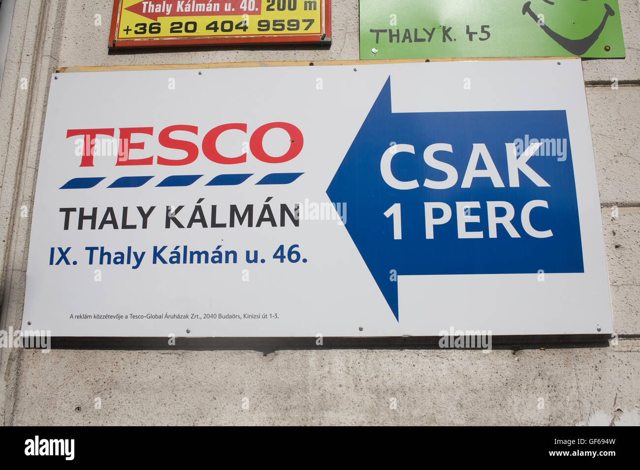 Tesco Sign On Store On Stock Photos   Tesco Sign On Store On Stock ... 8a0d901b93