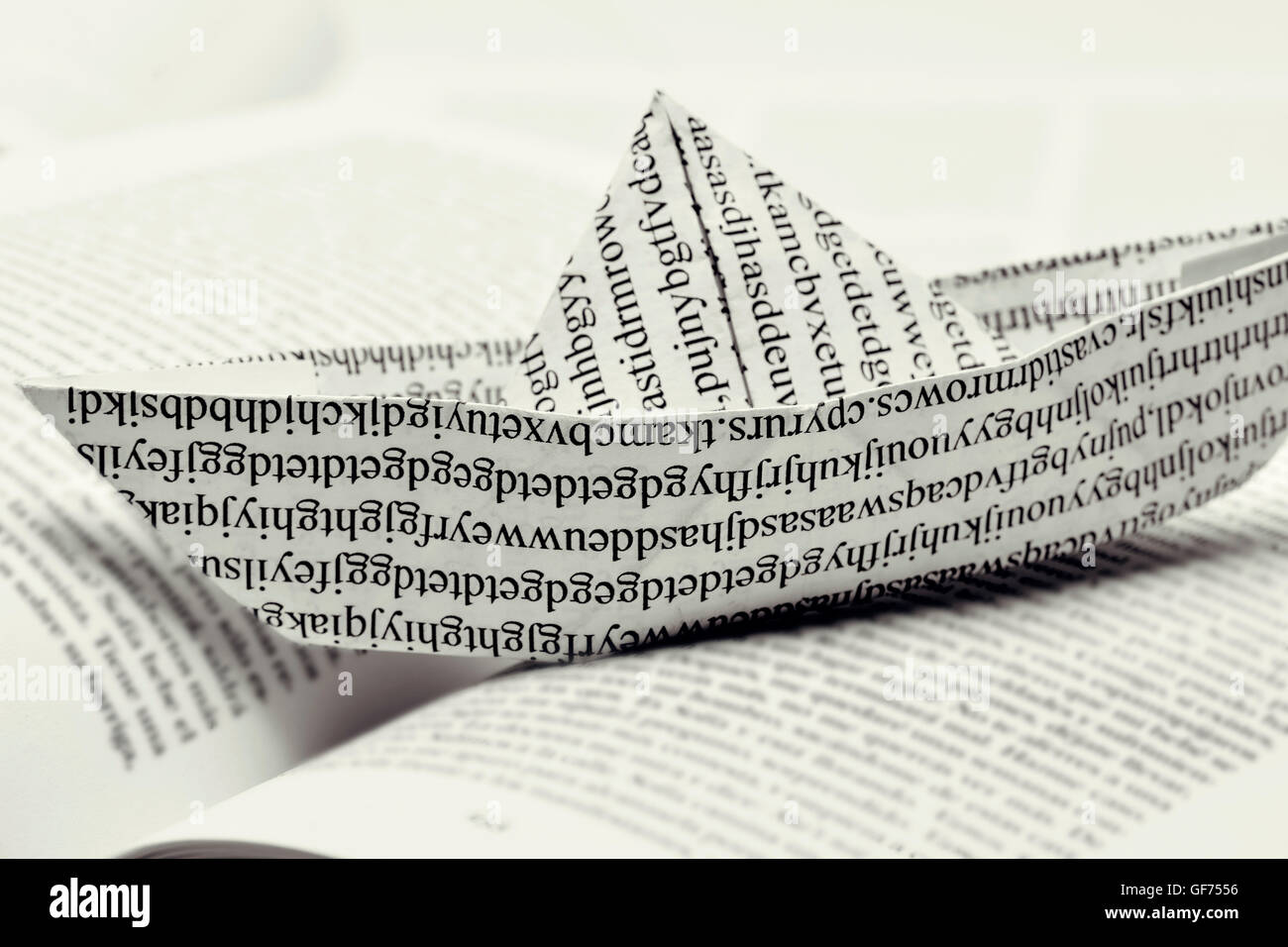 words with paper