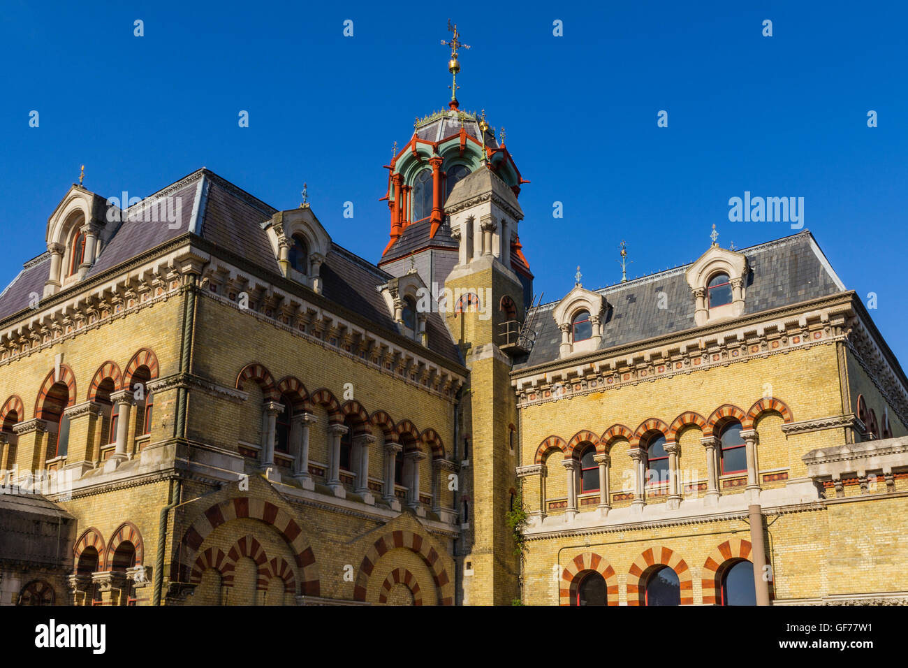 Abbey Mills Pumping Station, London, England, United Kingdom - Stock Image