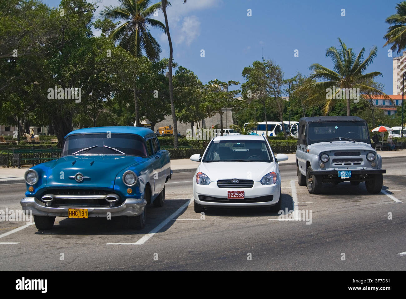 Antic Car Havana Stock Photos & Antic Car Havana Stock Images - Alamy
