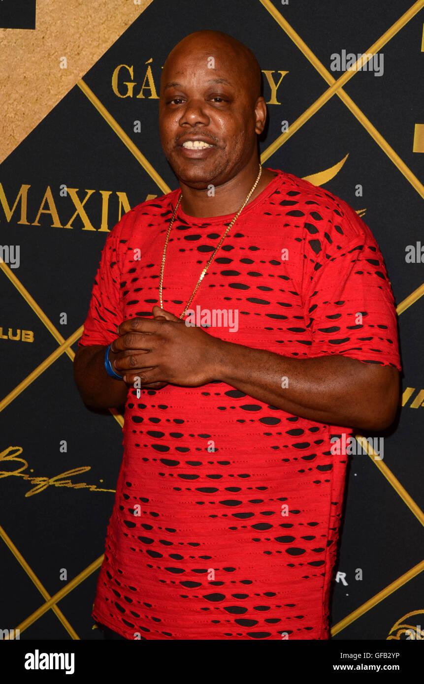 Los Angeles, California, USA. 30th July, 2016. Too Short the 2016 MAXIM Hot 100 Party at the Hollywood Palladium Stock Photo