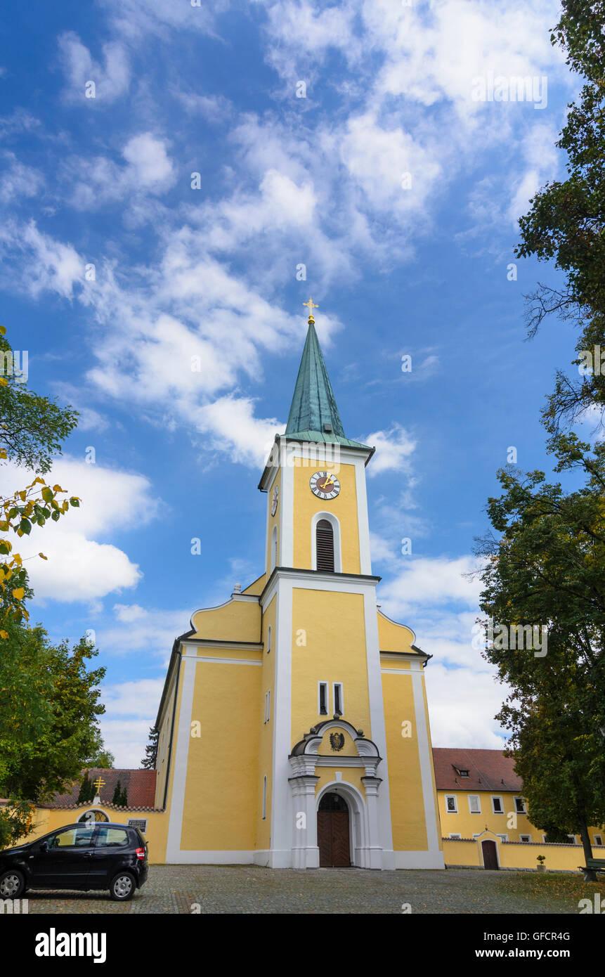 Miesbergkirche Schwarzenfeld