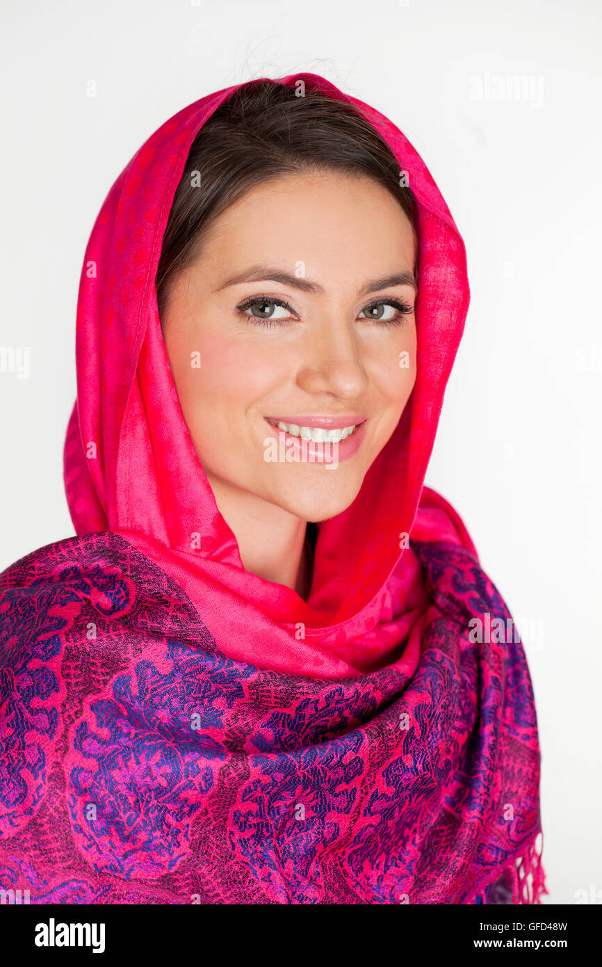 https://c8.alamy.com/comp/GFD48W/russian-beauty-woman-in-the-national-patterned-shawl-GFD48W.jpg