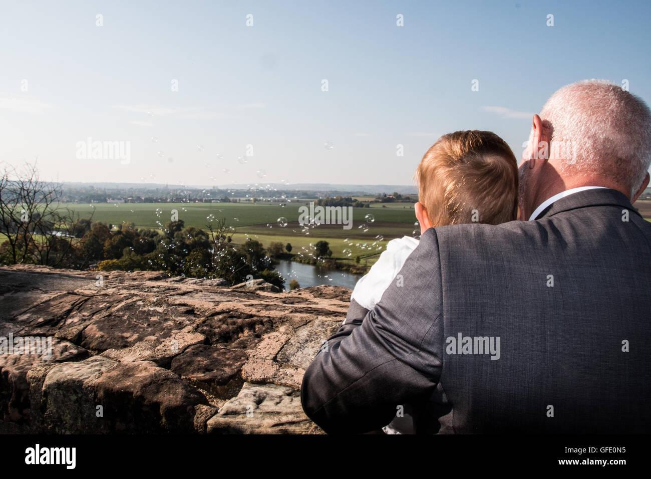 Generations - Stock Image