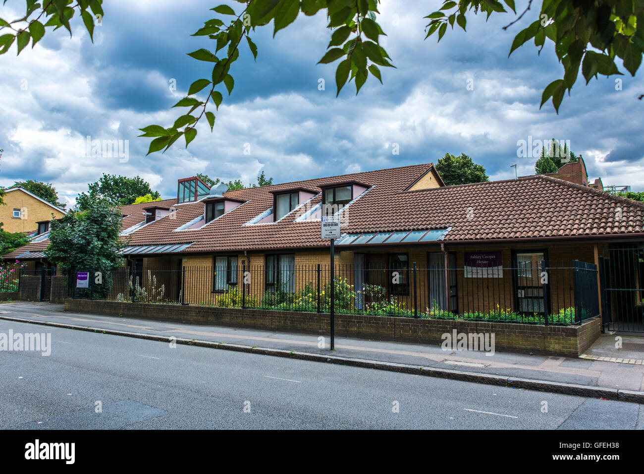 Ashley Cooper House Care Home Hillyard Street London