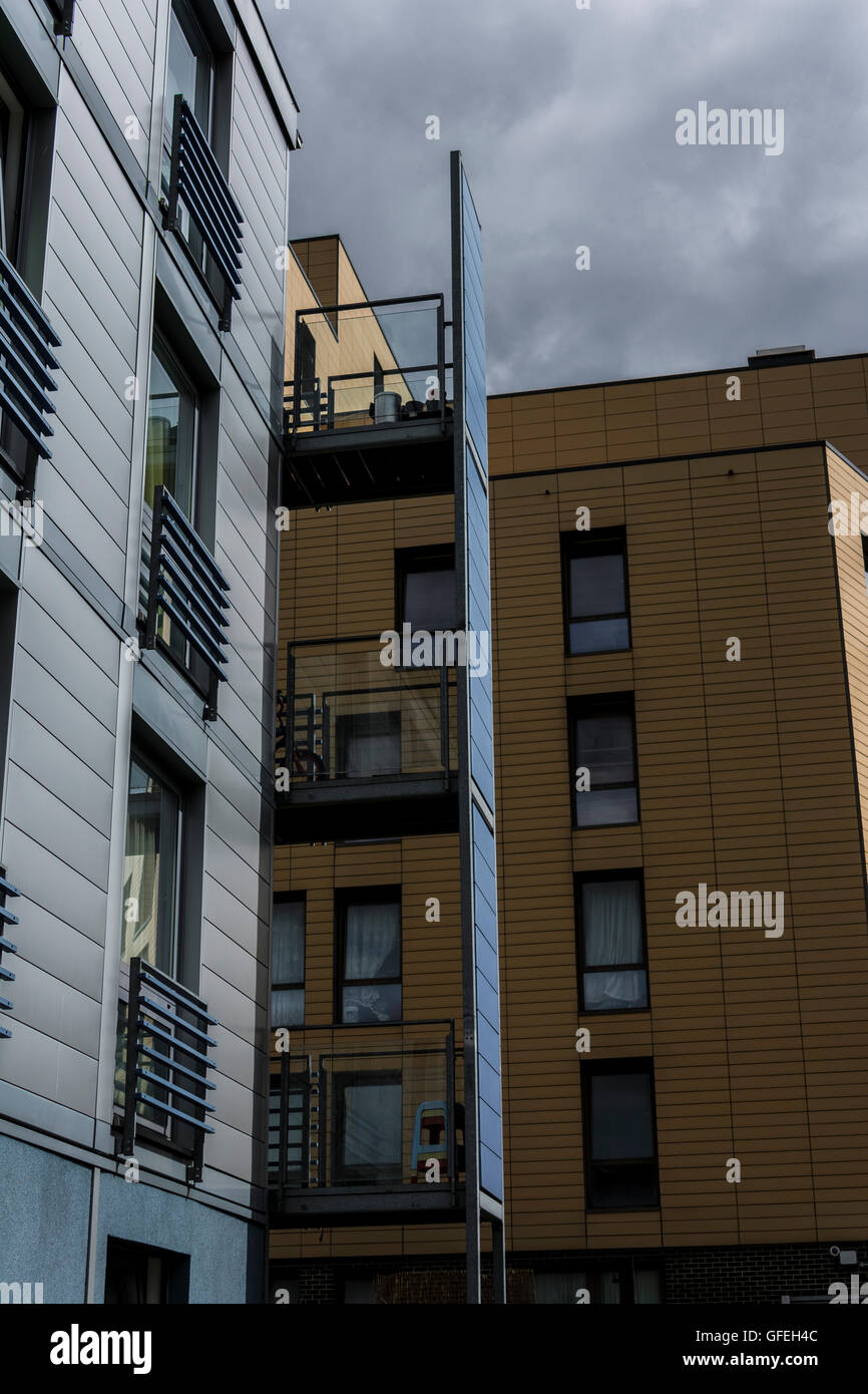Foyer Apartments Clapham South : Clapham housing stock photos