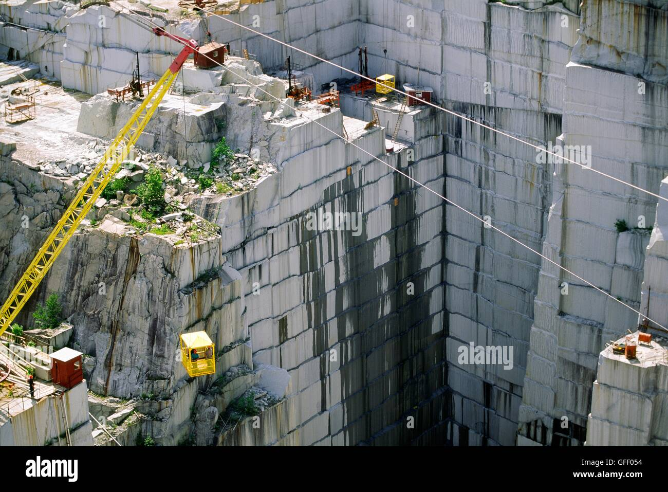 The Rock Of Ages Quarry At Barre Vermont Usa The Worlds