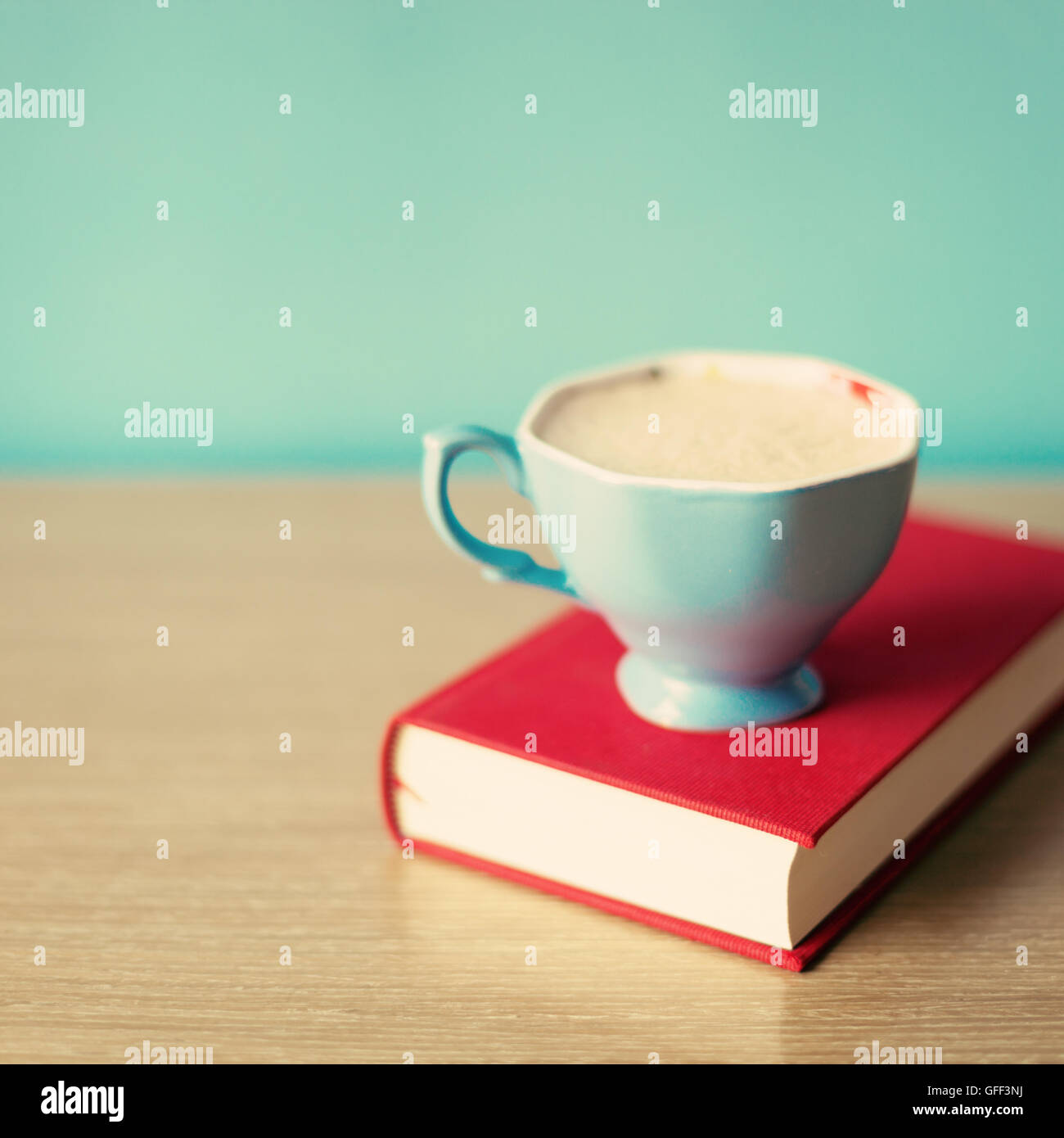 Autumn Morning Coffee Book High Resolution Stock Photography And Images Alamy