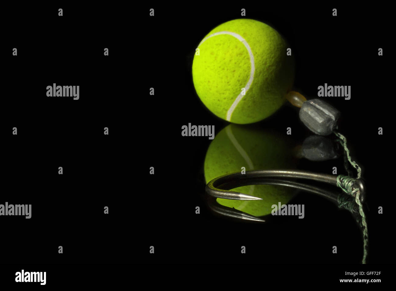 tennis hook up