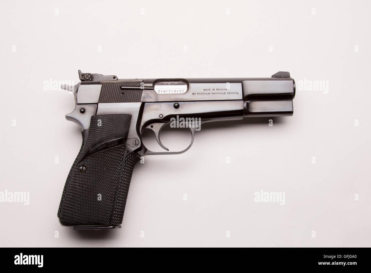 9mm Pistol Stock Photos & 9mm Pistol Stock Images - Alamy